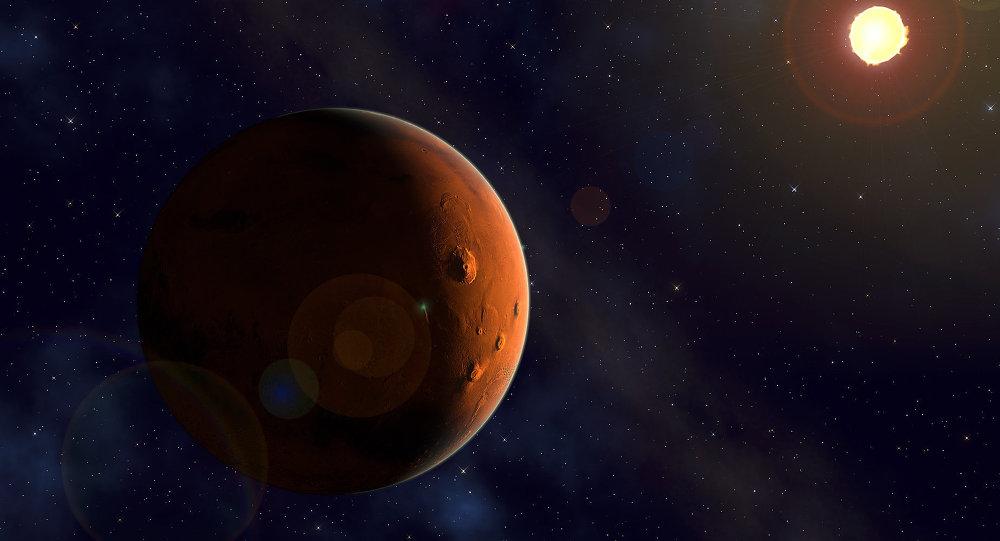 火星大接近 場所 2018