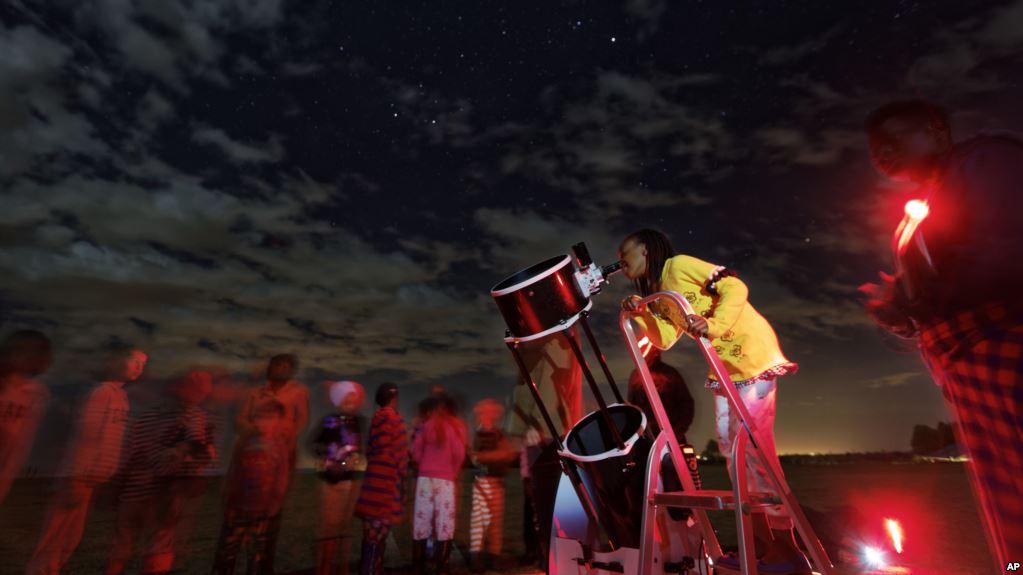 火星大接近 2018年 天体望遠鏡
